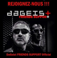 DaGeist Friends Support Official