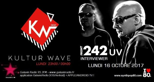 Interview Front 242