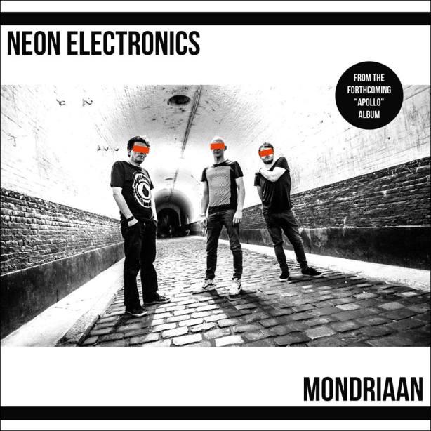 front cover mondriaan vinyl januari dancedelicd - oraculo